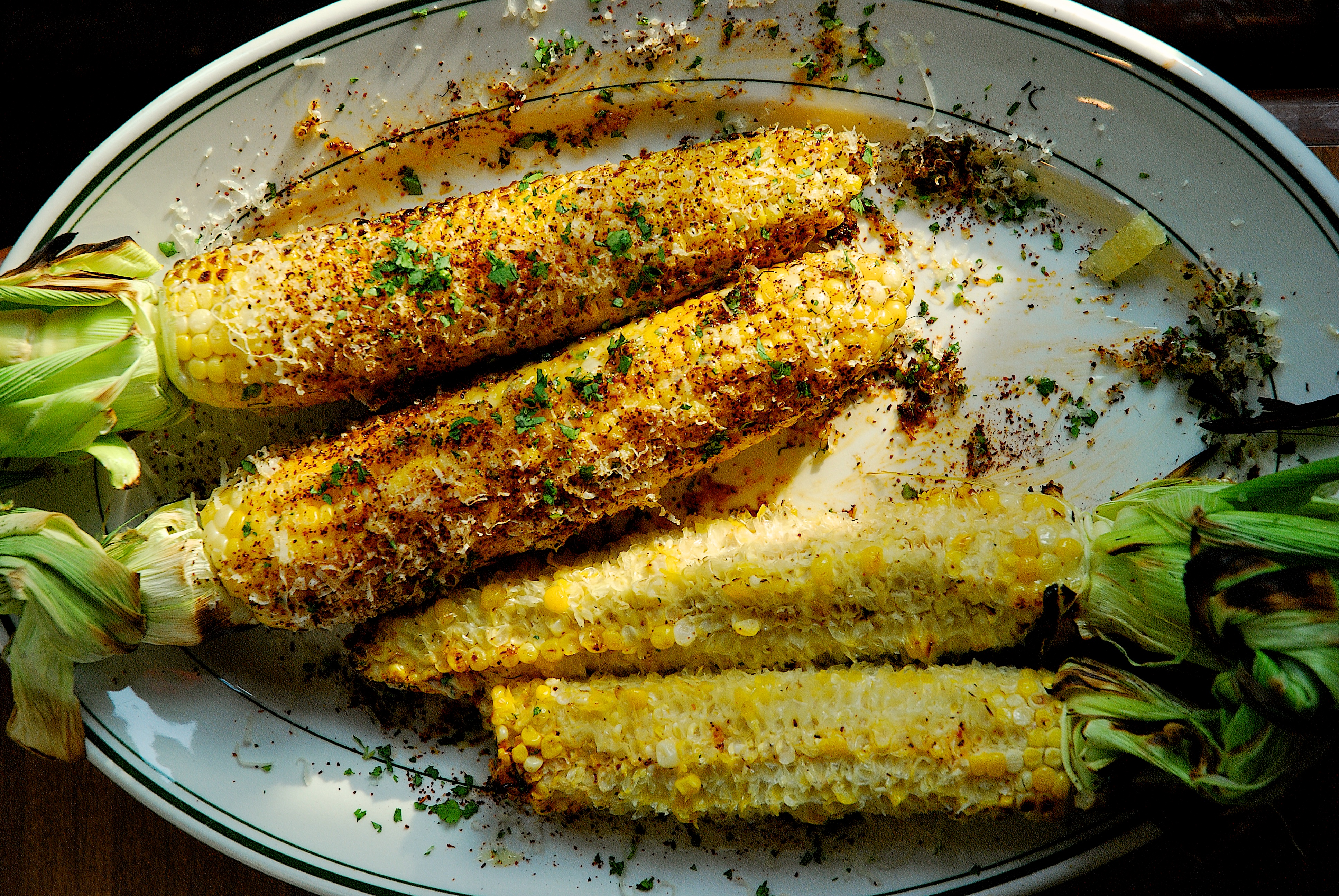 Mexican Street Fair Corn | the bona fide farm food journal