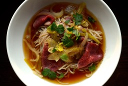 Japanese Beef and Noodle Soup