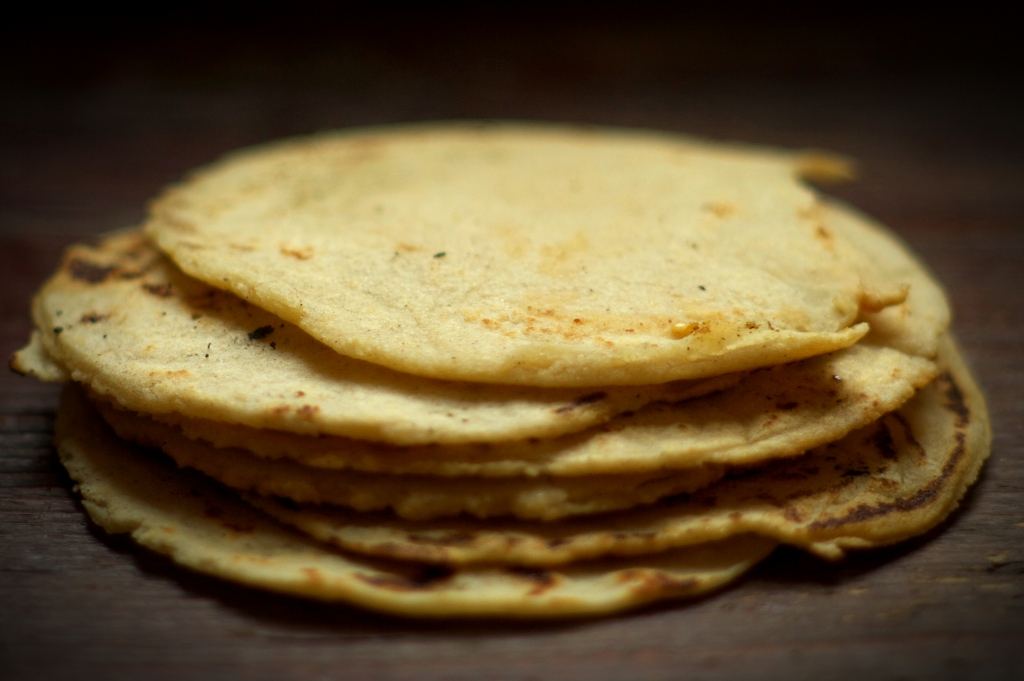 Yellow Corn Tortillas