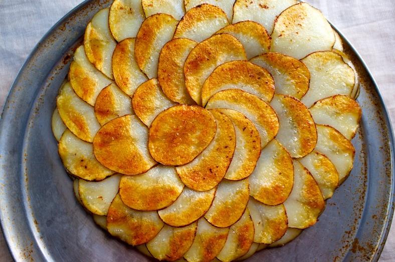 Potato Cake