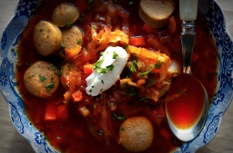 Karilean Borscht with Resolution