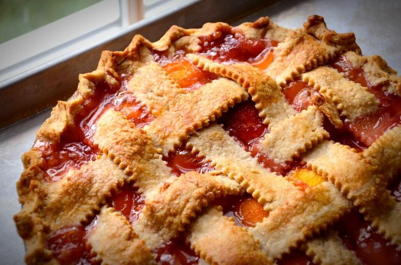 Honest Peach Pie