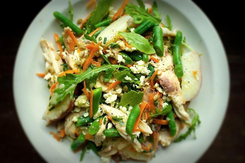 Farmhouse Chicken Salad