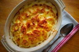 A Classic Potato Gratin With No Recipe