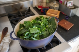 5 Resolutions to Make You a Better Home Cook (+ Pot-Roasted Collard Greens )