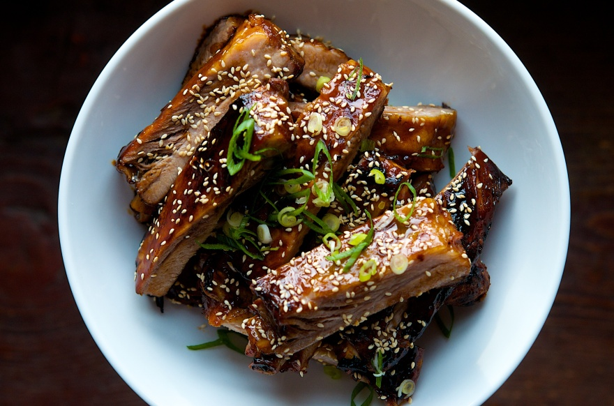 Chinese Style Sticky Ribs