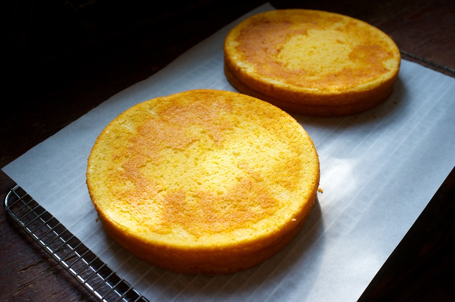 Cake rounds