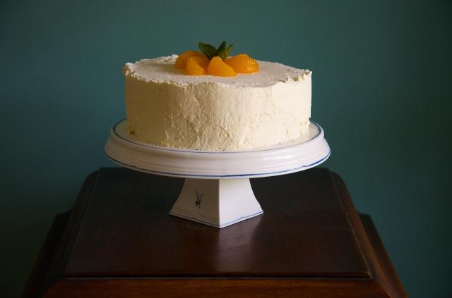 Mandarin Orange Cake