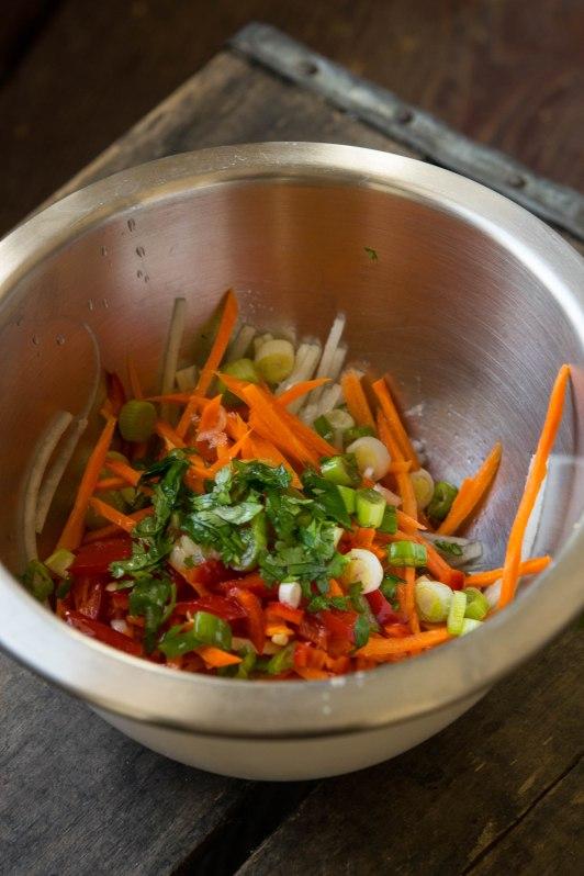 thai salad mix