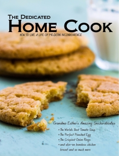 dedicated home cook cover 1