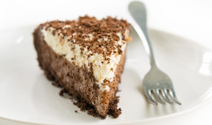 Chocolate Chiffon Pie by Bona Fide Farm Food